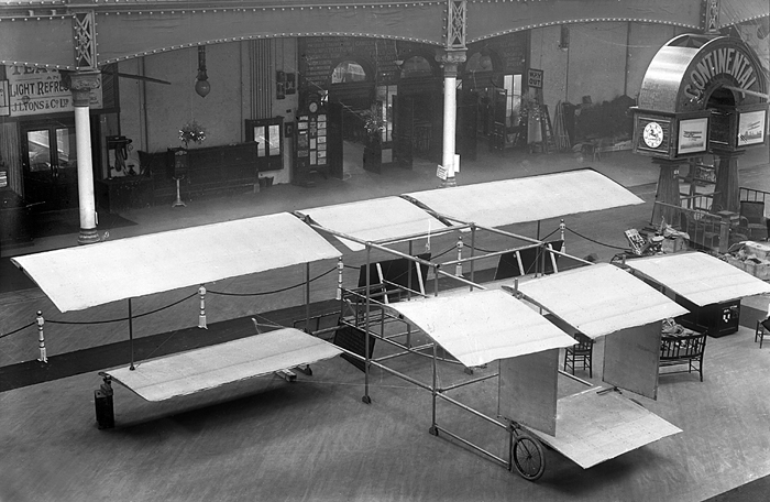 Olympia London 1909  (no details)  Flightglobal archives