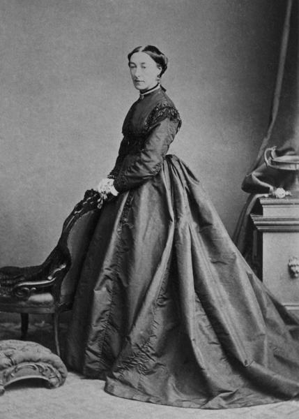 Sarah Marie BlandMrs General Smythe