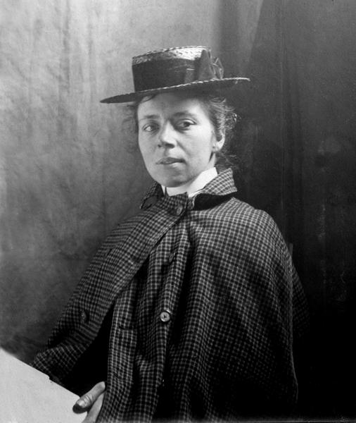 Mary Bland - 1898