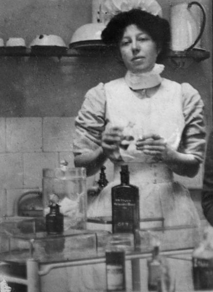 Sydney Josephine BlandHospital Nurse-1898