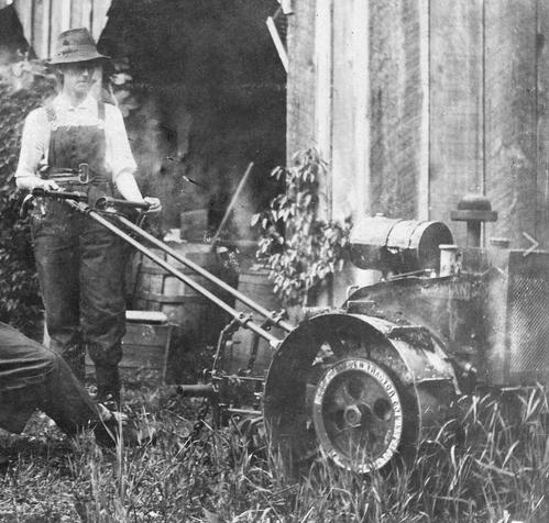 Beeman Garden Tractor
