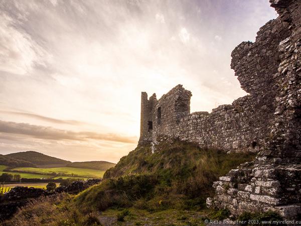 Castle_of_Dunamase_im_Abendlicht_02
