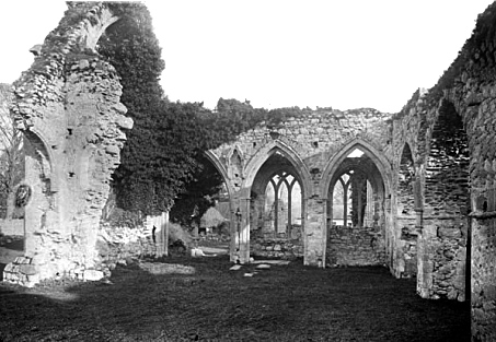 Castledermot-Franciscan-Abbey