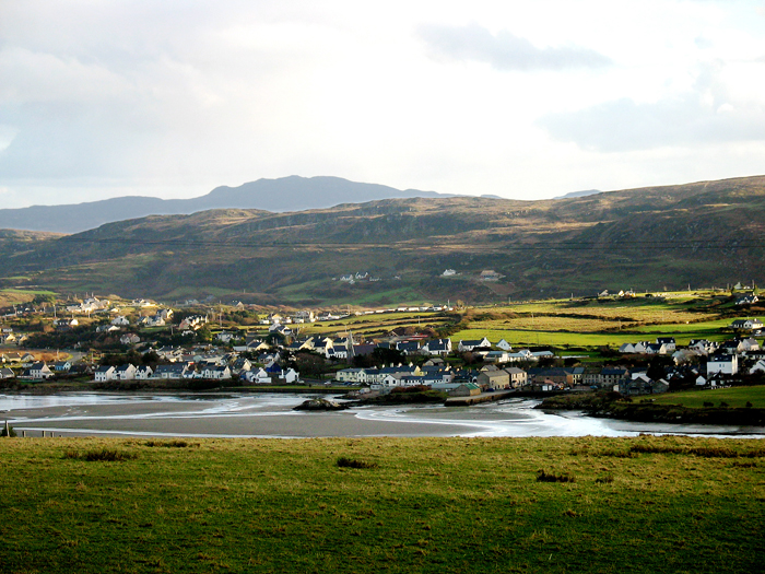 Dunfanaghy, Co. Donegal, Ireland.copyright -Shimbo - creative commons licence.