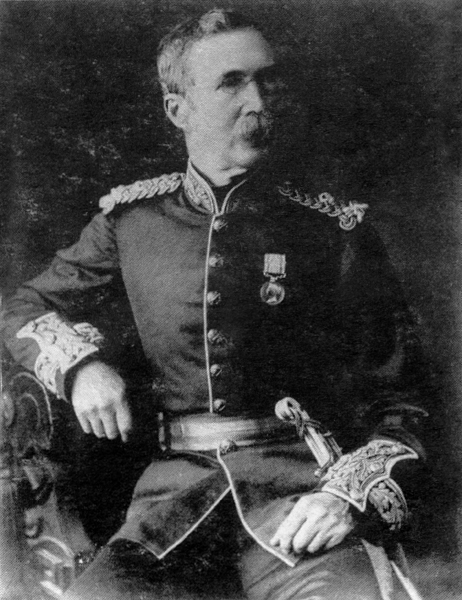 General William James Smythe