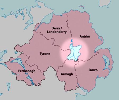 Lough-Neagh-Map